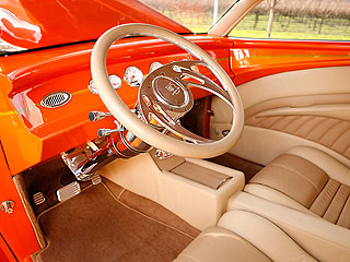1937 Ford Sedan Dreamsicle OZE 37 5