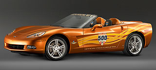 2007 Chevrolet Corvette Indy Pace Car 3