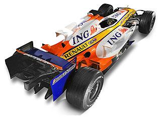 2007 Renault F1 R27