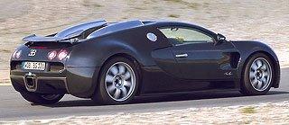 2004 Bugatti Veyron Prototype 4