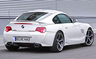 2007 AC Schnitzer BMW Z4 M Coupe 4