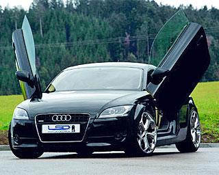 LSD Audi TT