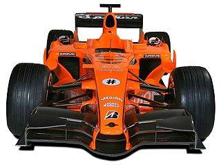 2007 Spyker Formula One F8-VII