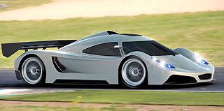 2005 I2B Concept Project Raven Le Mans Prototype 3