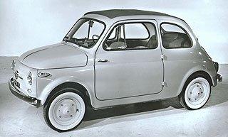 Fiat 500 Period Photos