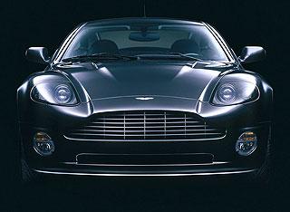 2007 Aston Martin Vanquish S 2