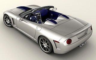 2007 Callaway C16 Cabrio