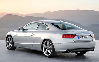AuNew Audi A5 Coupe 2