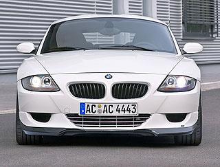 2007 AC Schnitzer BMW Z4 M Coupe 2