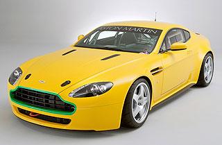 2007 Aston Martin V8 Vantage N24