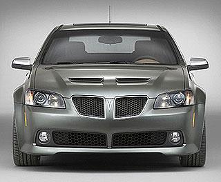 2008 Pontiac G8 2
