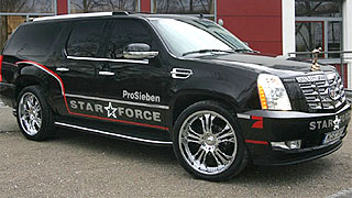 Geiger Star Force Escalade