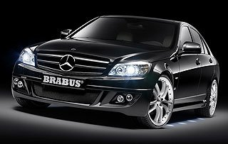 2007 Brabus Mercedes-Benz 2