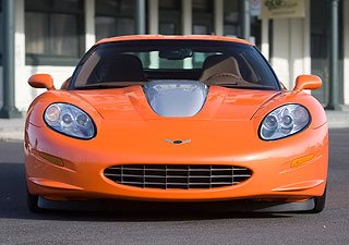 2007 Callaway C16 based on Chevrolet Corvette 2
