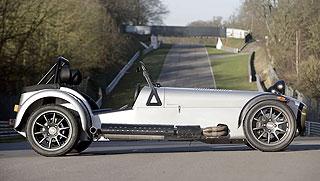 2007 Caterham Seven Roadsport 150 3