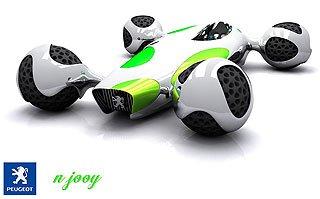 Peugeot n jooy