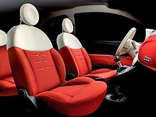 2008 Fiat New 500 5