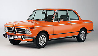 BMW 2002 tii Reconstructed 2