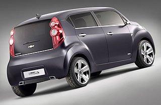 2007 Chevrolet Groove Concept 5