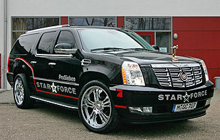 2007 GeigerCars Star Force Cadillac Escalade 2