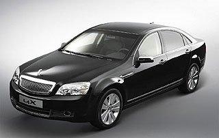 GM Daewoo L4X