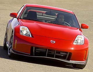 2007 Nissan NISMO 350Z 3
