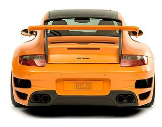 2007 TechArt GTstreet based on Porsche 911 997 Turbo 4