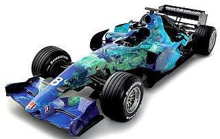 2007 Honda Racing F1 RA107 2