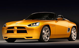 2007 Dodge Demon Roadster Concept 2