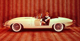 1961-1963 Jaguar E-Type