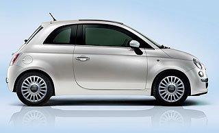 2008 Fiat New 500 3