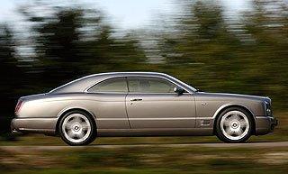 2008 Bentley Brooklands 3