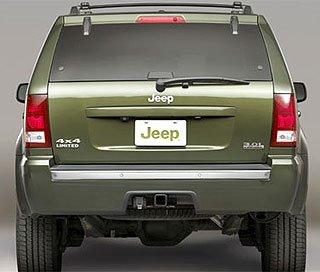 2008 Jeep Grand Cherokee 4
