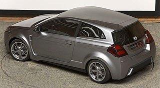Lada C-Class Concept Coupe 2