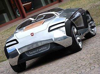 Bertone Barchetta Concept 2