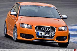 New MTM Audi S3