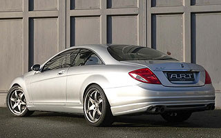 2007 ART Program 216 for Mercedes-Benz CL Class 4
