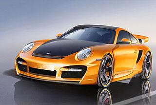 TechArt Porsche GTstreet