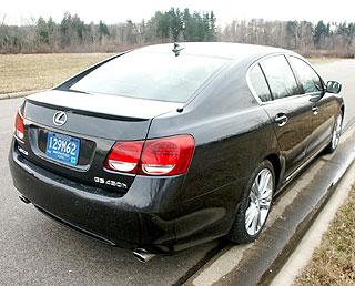 2007 Lexus GS450h Hybrid 2