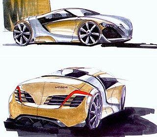 Weber Sports Car