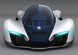 peugeot design concept speedlite