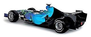 2007 Honda Racing F1 RA107 5
