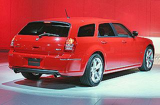 2008 Dodge Magnum SRT8 2
