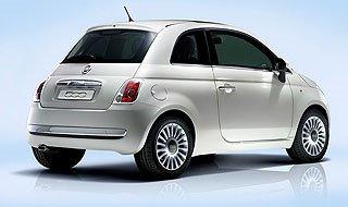 2008 Fiat New 500 4