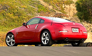 2007 Nissan 350Z 4