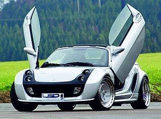 lsd smart roadster
