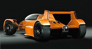 2007 Caparo T1 4