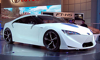 Toyota FT-HS