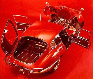 1961-1963 Jaguar E-Type 2
