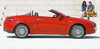 2007 Alfa Romeo Spider 3